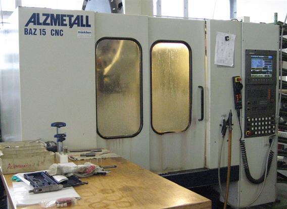 BAZ 15 CNC 60.40 ALZMETALL