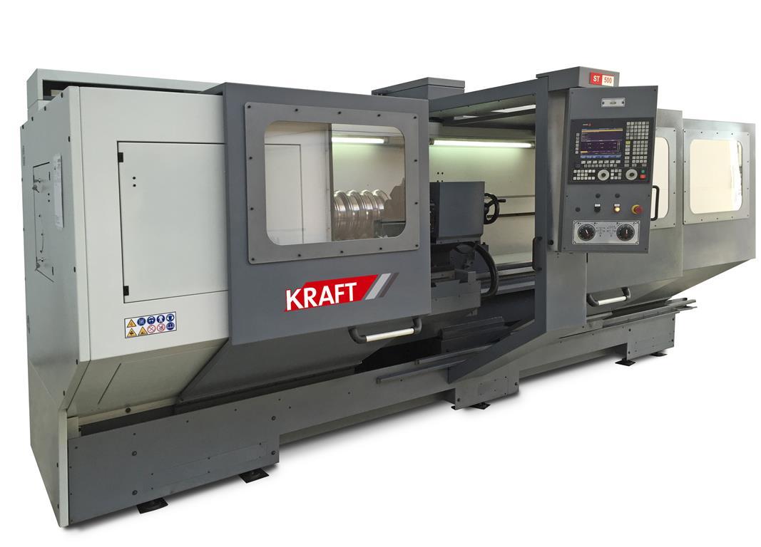 STH 500/3000 (C- und Y-Achse) KRAFT (JAP)