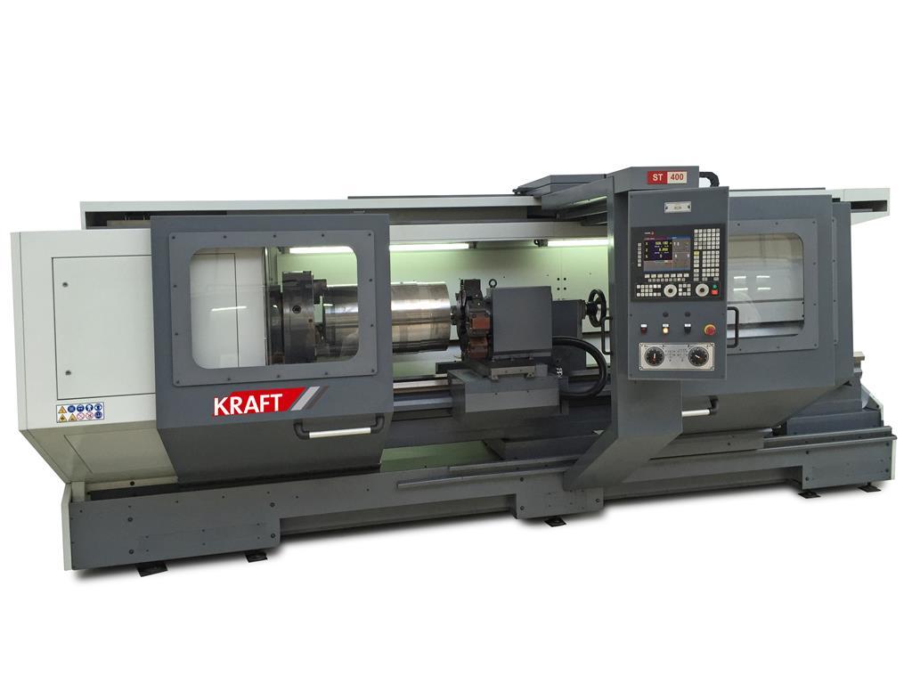 KTH 400/2000 (Spindelbohrung 155mm) KRAFT
