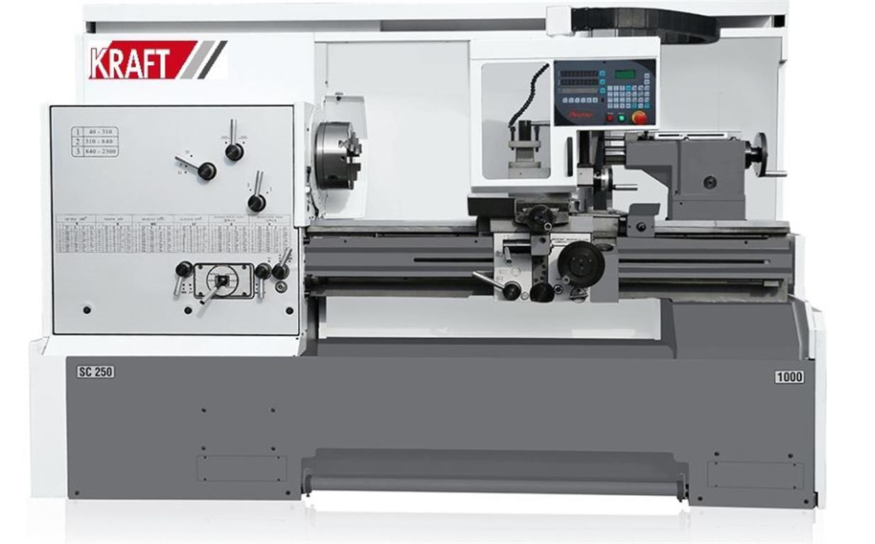 DLZ 250-58 X 1500 KRAFT