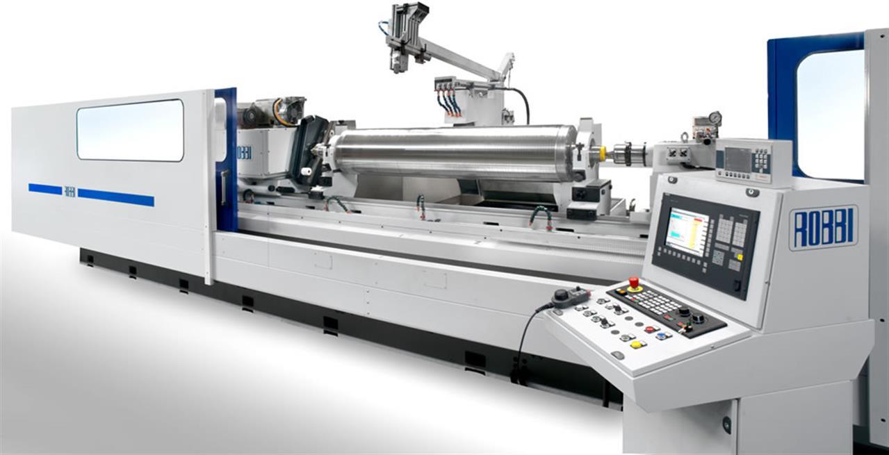 Omicron CNC 80 Serie KRAFT (Robbi)